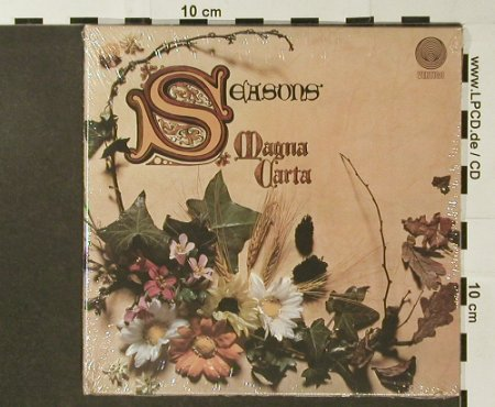 Magna Carta: Seasons, Digi, FS-New, Repertoire(REPUK 1034), , 2004 - CD - 96572 - 10,00 Euro