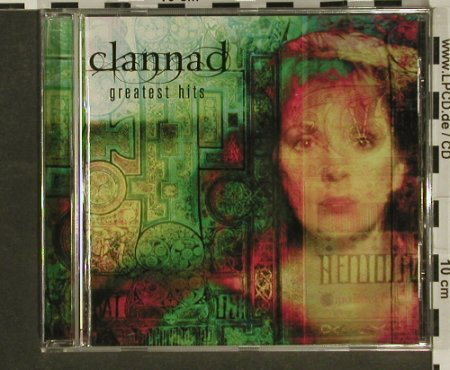 Clannad: Greatest Hits, 18 Tr., BMG(), EU, 00 - CD - 96946 - 10,00 Euro