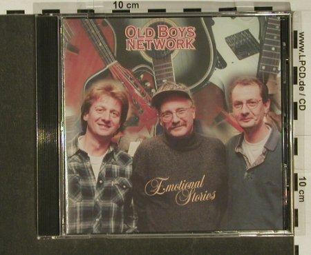 Old Boys Network: Emotional Stories, Rockwerk(OBN 110455), D, 1996 - CD - 97214 - 5,00 Euro