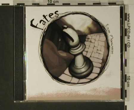 Mongrain,Erik: Fates, Prophase Music(MVDA4585), US, 2007 - CD - 97810 - 10,00 Euro