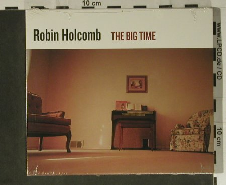 Holcomb,Robin: The Big Time, FS-New, Nonesuch(), , 2002 - CD - 98412 - 10,00 Euro