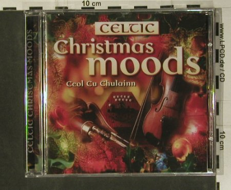 Ceol Cu Chulainn: Celtic Christmas Moods, Emerald Music(EMCD8014), UK, 2003 - CD - 99028 - 5,00 Euro