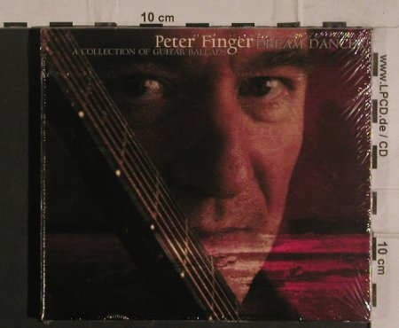 Finger,Peter: Dream Dancer,Digi, FS-New, Acoustic Music(319.1337.2), D, 2004 - CD - 99912 - 11,50 Euro