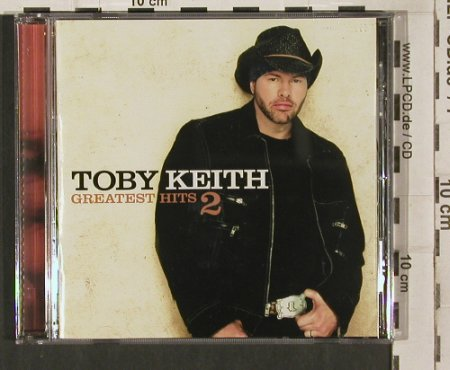 Keith,Toby: Greatest Hits 2, DreamWork(B0002323-2), , 2004 - CD - 80259 - 7,50 Euro