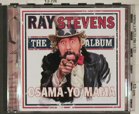 Stevens,Ray: Osama - Yo Mama The Album, Curb(), D, 2002 - CD - 81081 - 7,50 Euro