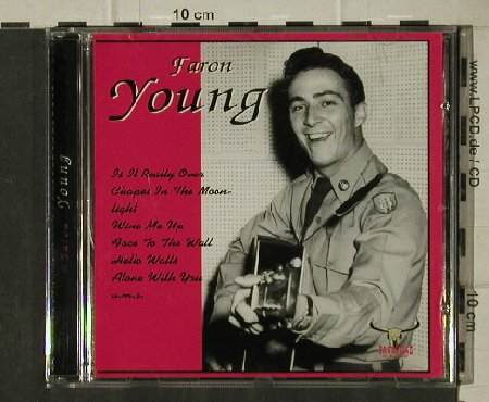 Young,Faron: Hello Walls, TIM(204821-205), D, 1999 - CD - 81596 - 5,50 Euro