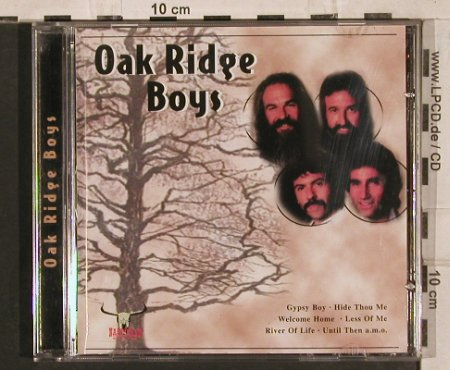 Oak Ridge Boys: Gypsy Boy, Nashville Clan(), D, 1999 - CD - 83862 - 5,00 Euro