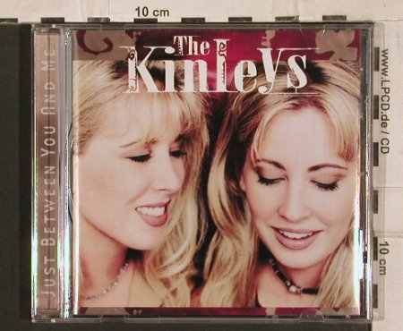 Kinleys,The: Just Between You And Me, Epic(), A, 1997 - CD - 83864 - 7,50 Euro