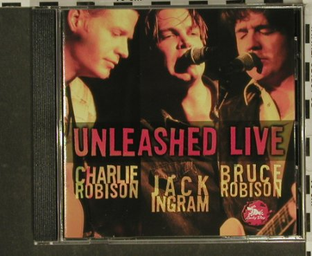 Unleashed Live: Robinson, Ingram ,Robison, Sony(), EU, 2000 - CD - 83869 - 5,00 Euro