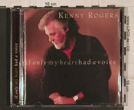 Rogers,Kenny: If only my Heart had a voice, Sanctuary(), EU, 2003 - CD - 83870 - 10,00 Euro