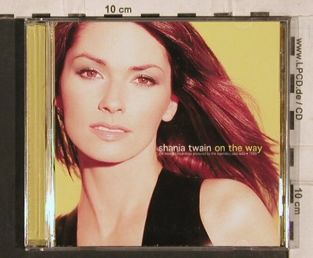 Twain,Shania: On The Way, NMC(Pilot 54), UK, 1999 - CD - 83872 - 5,00 Euro