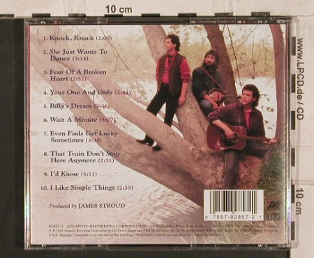 Hutchens,The: Knock Knock, Atlantic(), US, 1995 - CD - 83873 - 6,00 Euro