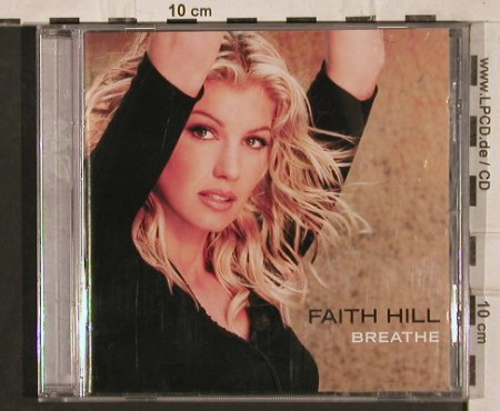 Hill,Faith: Breathe, WB(), D, 1999 - CD - 83878 - 5,00 Euro