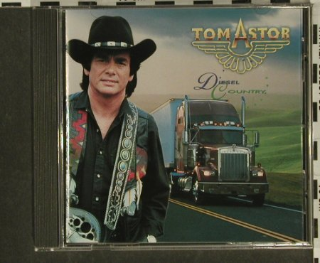 Astor,Tom: Diesel Country, vg+/m-, EMI(), D, 1996 - CD - 83879 - 5,00 Euro
