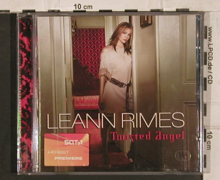 Rimes,LeAnn: Twisted Angel, Curb(), D, 2002 - CD - 83883 - 7,50 Euro