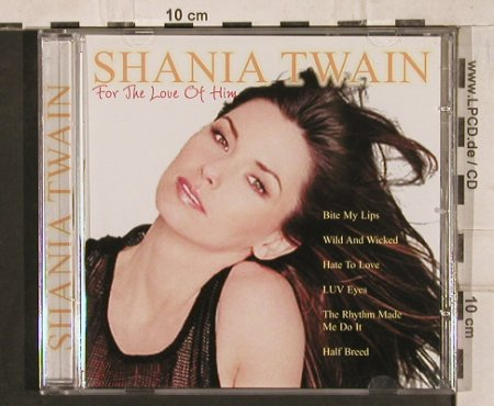 Twain,Shania: For The Love Of Him(89), Universe(), D, 1999 - CD - 83885 - 6,00 Euro