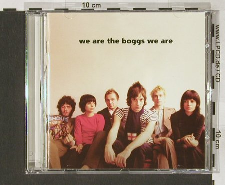 Boggs, the: We Are the Boggs, Arena Rock(), EU, 2001 - CD - 83886 - 10,00 Euro