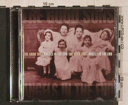 Good Sons: Angels In The End, Watermelon(1068), US, 1998 - CD - 83889 - 7,50 Euro