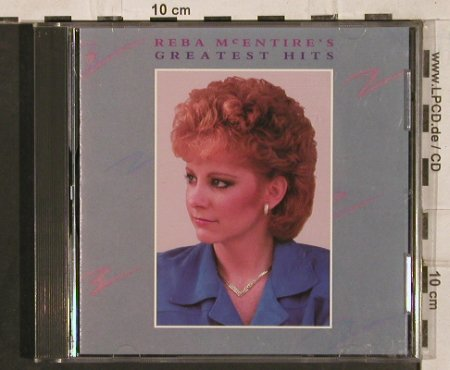 Mc Entire,Reba: Greatest Hits, MCA(), US, 1987 - CD - 83903 - 7,50 Euro