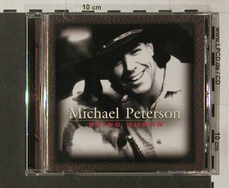 Peterson,Michael: Being Human, Reprise(), D, 1999 - CD - 83904 - 10,00 Euro