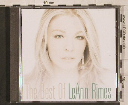 Rimes,LeAnn: The Best Of, Curb(), EU, 2004 - CD - 83905 - 7,50 Euro