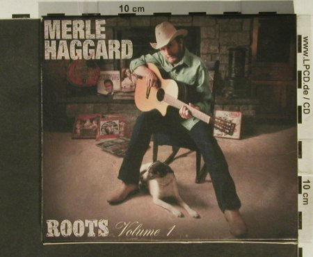 Haggard,Merle: Roots, Vol.1, Anti(), , 2001 - CD - 83910 - 10,00 Euro