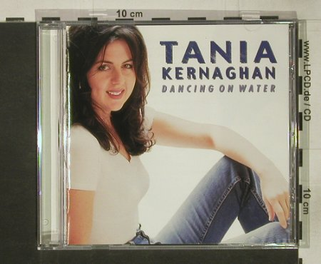 Kernagham,Tania: Dancing on Water, EMI(), AUS, 1999 - CD - 92512 - 10,00 Euro