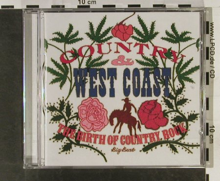 V.A.Country & West Coast: The Birth of County Rock, FS-New, ACE(), D, 2006 - CD - 93295 - 10,00 Euro