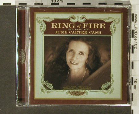 Carter Cash,June: Ring of Fire, the Best of, Dualtone(), US, 2005 - CD - 93971 - 11,50 Euro