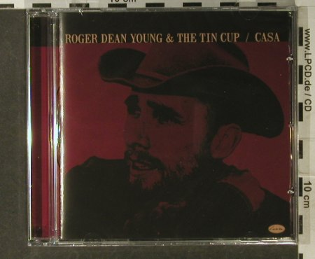Young,Roger Dean & The Tin Cup: Casa, FS-New, Loose(), UK, 2006 - CD - 94937 - 10,00 Euro