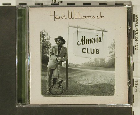 Williams Jr.,Hank: Almeria Club, Curb(), D, 2002 - CD - 95370 - 10,00 Euro