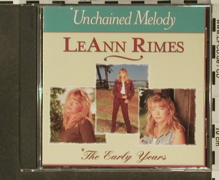 Rimes,LeAnn: Unchained Melody/EarlyYears, Curb(), NL, 1997 - CD - 96692 - 7,50 Euro