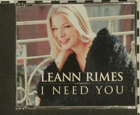 Rimes,Le Ann: I Need You+3, Curb(), EU, 00 - CD5inch - 97436 - 3,00 Euro