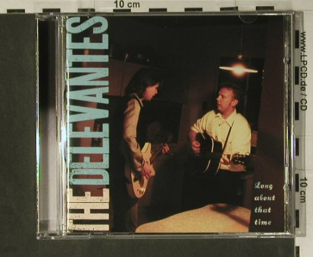 Delevantes: Long About That Time, Rounder(), NL, 1995 - CD - 98580 - 7,50 Euro