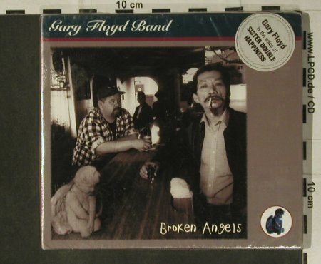 Floyd Band,Gary: Broken Angels, Digi, FS-New, Glitterh.(), D, 1995 - CD - 98649 - 10,00 Euro