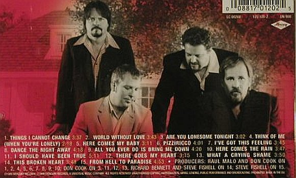 Mavericks: The Best Of, Merc.(), EEC, 1999 - CD - 98961 - 10,00 Euro