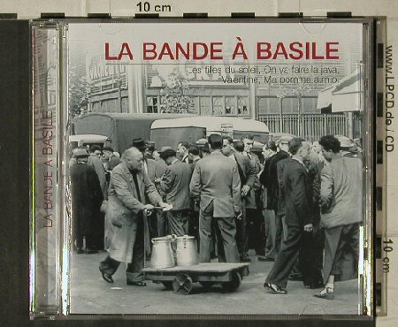 La Bande A Basile: Same, Intense(), , 2003 - CD - 51458 - 3,00 Euro