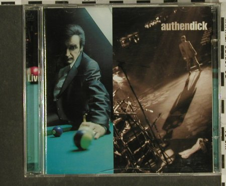 Authendick: enregiste a Bobino,,Nov.1995, BMG(), EC, 96 - 2CD - 52355 - 7,50 Euro