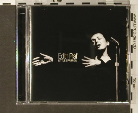 Piaf,Edith: Little Sparrow, Dynamic Entertainment(), , 2002 - CD - 57880 - 7,50 Euro