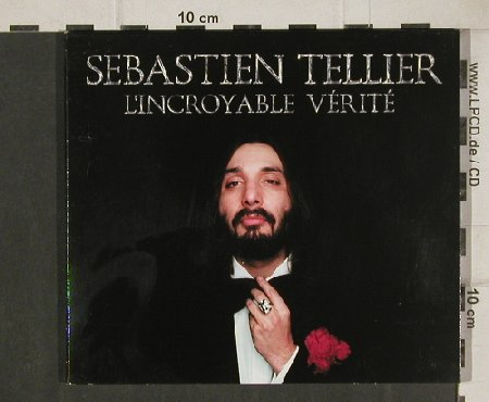 Telljer,Sebastian: L'Incroyable Verite,Digi, Rec.Makers(), F, 2001 - CD - 81103 - 10,00 Euro