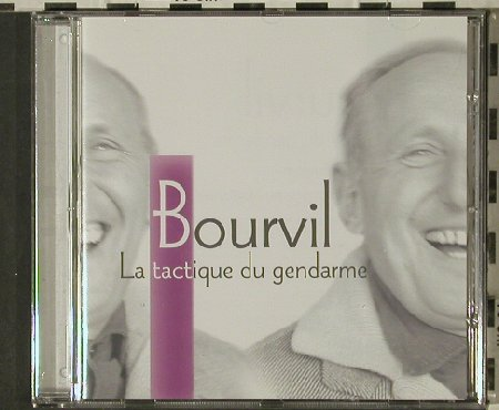 Bourvil: La tactique du gendarme, Tim(221266-205), D, 2003 - CD - 81363 - 5,00 Euro