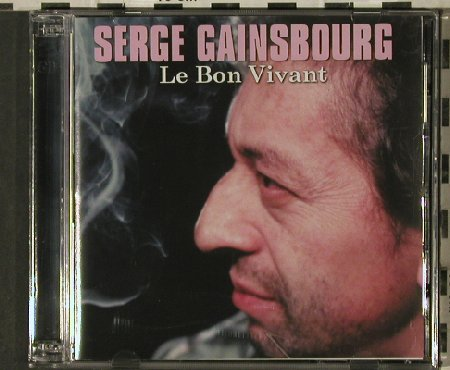 Gainsbourg,Serge: Le Bon Vivant, Not Now Music(NOT2CD353), EU, 2010 - 2CD - 81365 - 7,50 Euro