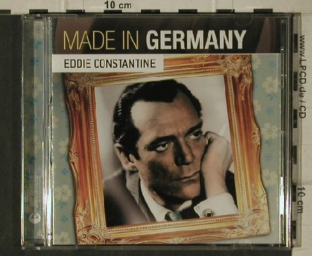 Constantine,Eddie: Made in Germany, Capitol/Emi(3 31515 2), EU, 2005 - CD - 81407 - 5,00 Euro