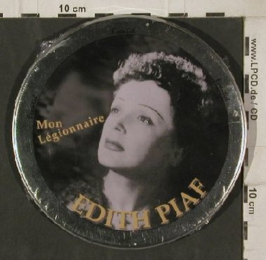 Piaf,Edith: Mon Legionaire,round metal box, Brisa(48001-2), EEC,FS-NEW, 97 - CD - 90680 - 5,00 Euro