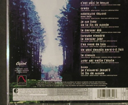 Becaud,Gilbert: Suite, FS-New, EMI(), EU, 2005 - CD - 92817 - 9,00 Euro