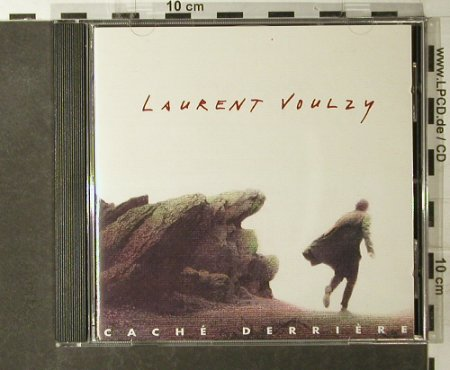 Voulzy,Laurent: Cache Derriere, Ariola(262970), D, 1992 - CD - 95173 - 10,00 Euro