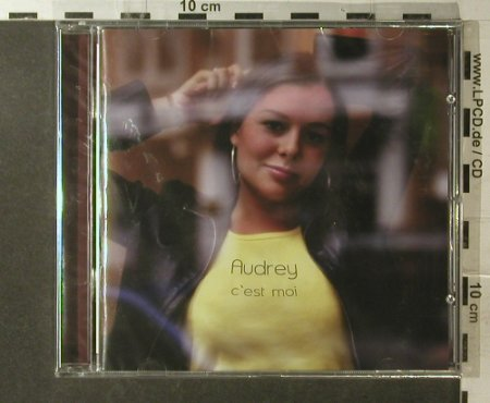Audrey: C'est moi, FS-New, Monochrome Bleu Records(), , 2006 - CD - 96093 - 10,00 Euro