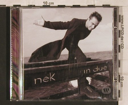 Nek: In Due, WEA(), D, 1998 - CD - 83234 - 5,00 Euro