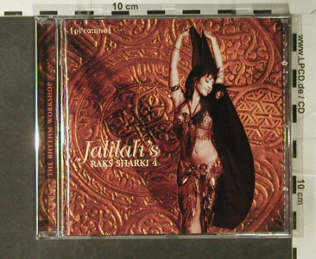 Jalilah's Raks Sharki 3: The Rhythm Workshop, Piranha(), D, 98 - CD - 51124 - 5,00 Euro