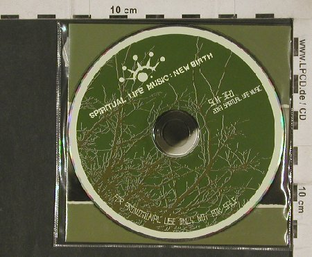 V.A.Spiritual Life Music: New Birth,10Tr.,Promo, Digi, Spirit.L.M(SLM 360), ,  - CD - 61987 - 3,00 Euro